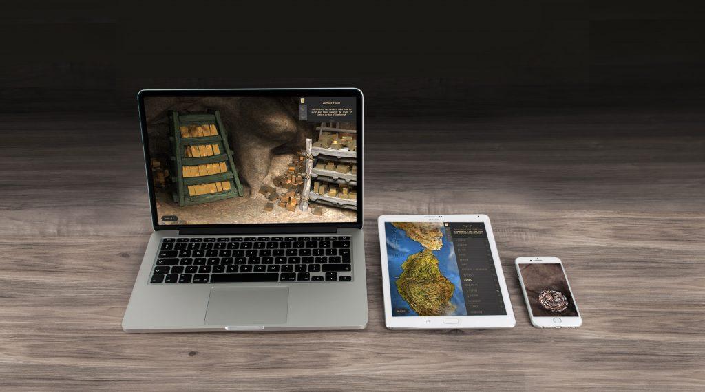 Book of Mormon Map – Virtual Scriptures